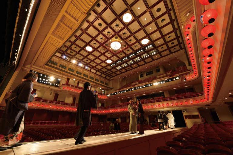 2020京都、夏のおすすめイベント「南座 夏の舞台体験ツアー」