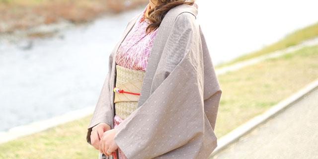 京都着物レンタル京越 羽織り