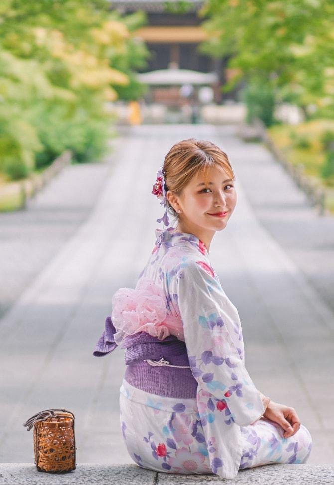 着物レンタル京越 ときめきプラン