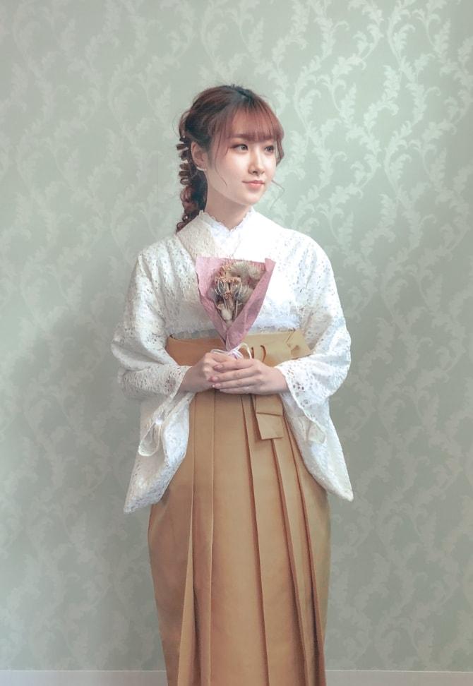 着物レンタル京越 袴プラン