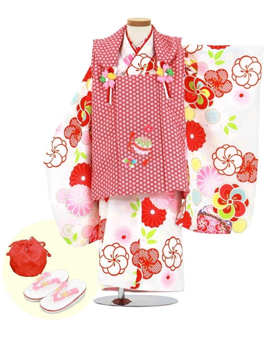 3歳女の子七五三着物