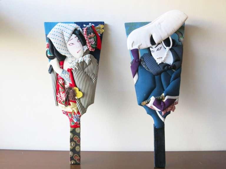 浅草の風物詩『羽子板市』は着物で♪