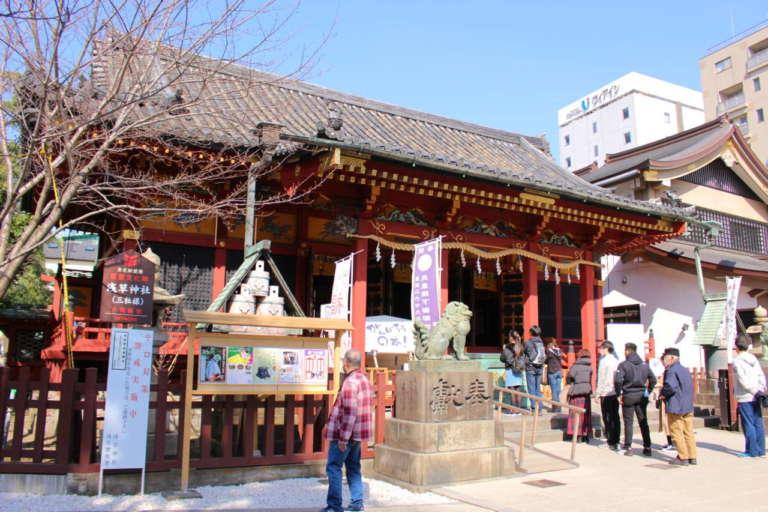 「浅草神社」の「三社様」ってなに?観光前に知っておきたい浅草神社の歴史とご利益