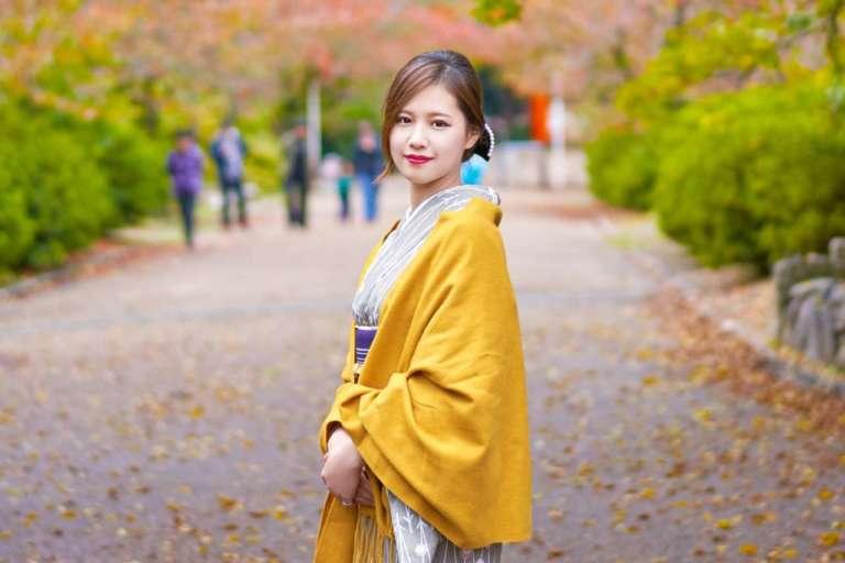11月に京都で着物レンタルを楽しむには?