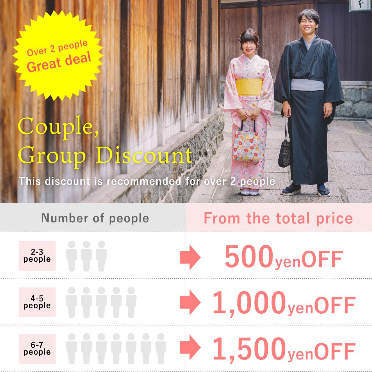 Kyoto Asakusa Kimono rental