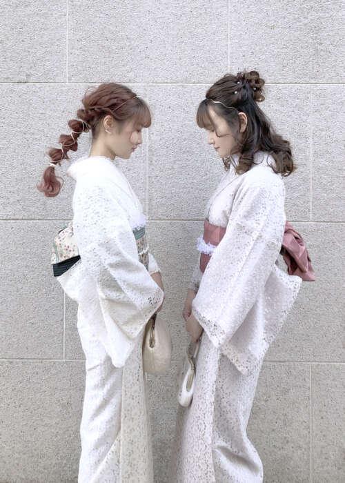 京都レース着物レンタル京越(きょうえつ)