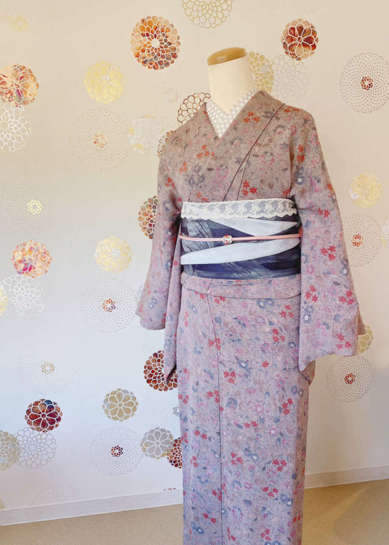 京越祇園本店の着物をランク別に紹介!