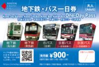 地下鉄・バス一日(二日)券