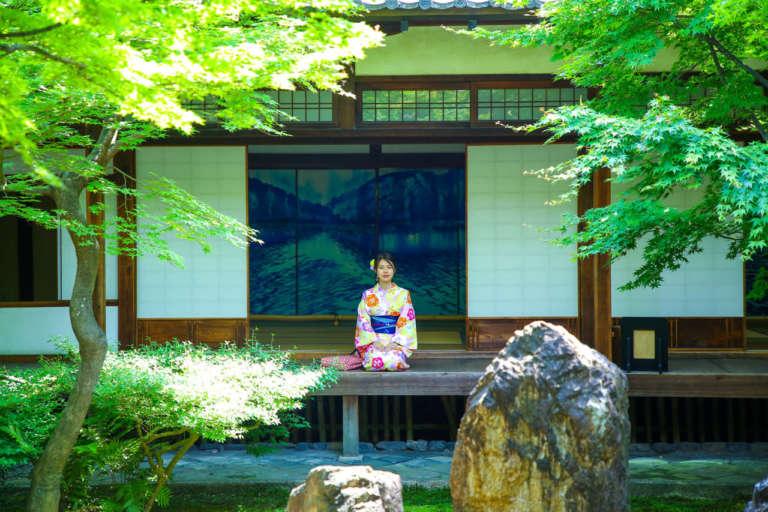 庭園美やアートも味わえる!祇園の由緒ある寺院 建仁寺