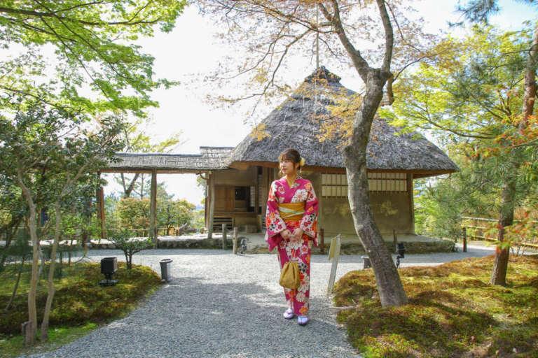 秀吉と妻・ねねゆかりの由緒ある寺院を着物・浴衣姿で参拝 高台寺