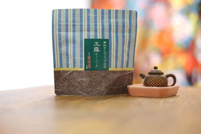 京都の老舗「舞妓の茶本舗」のお茶・お菓子販売中!
