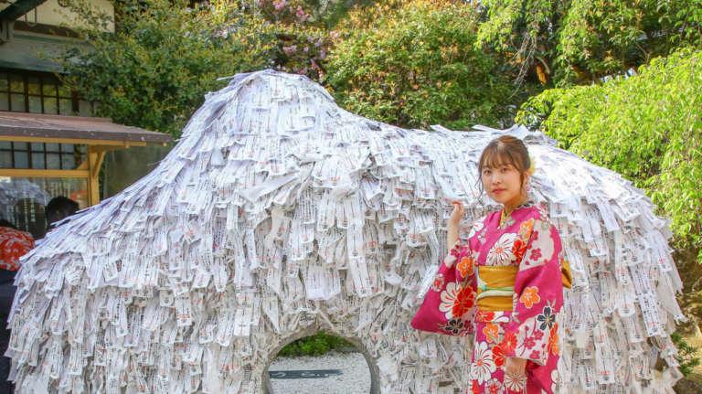 京都一の縁切り神社で悪縁を切って良縁を結ぶ 安井金比羅宮