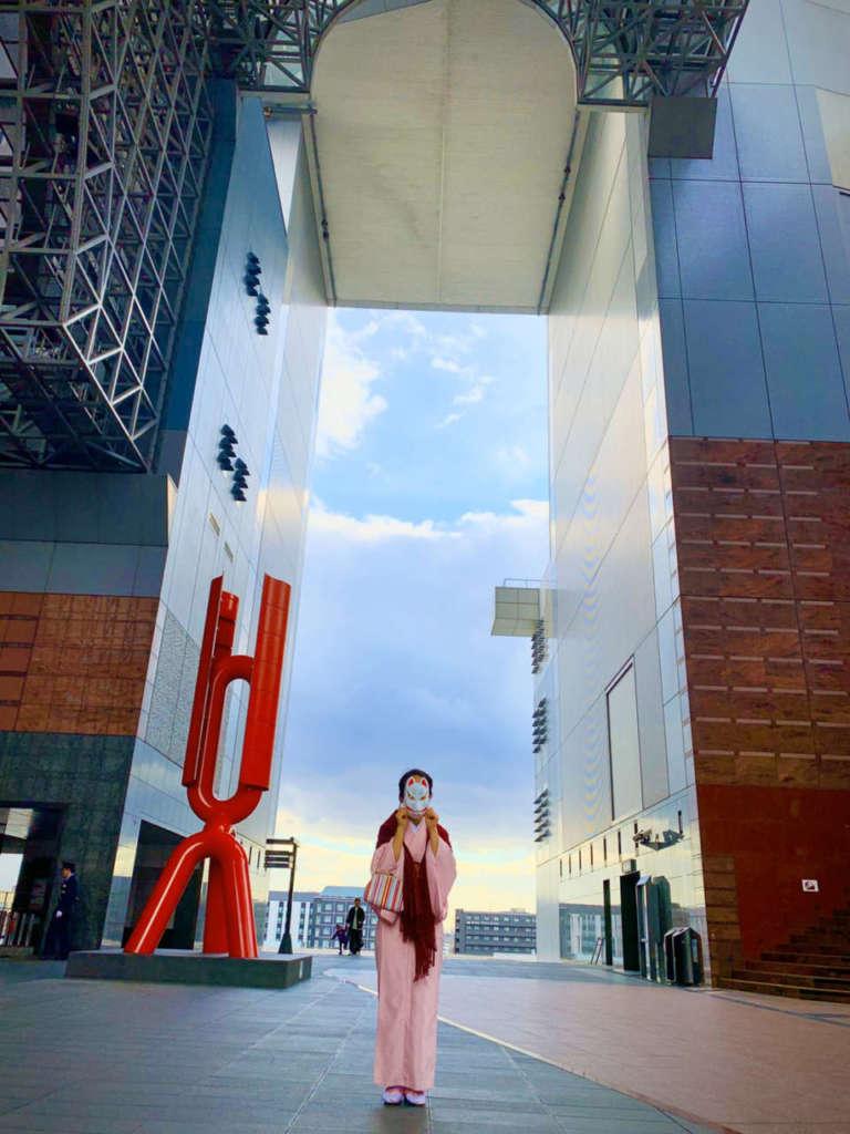 京都駅から徒歩で行けちゃう!おすすめ写真スポット♡