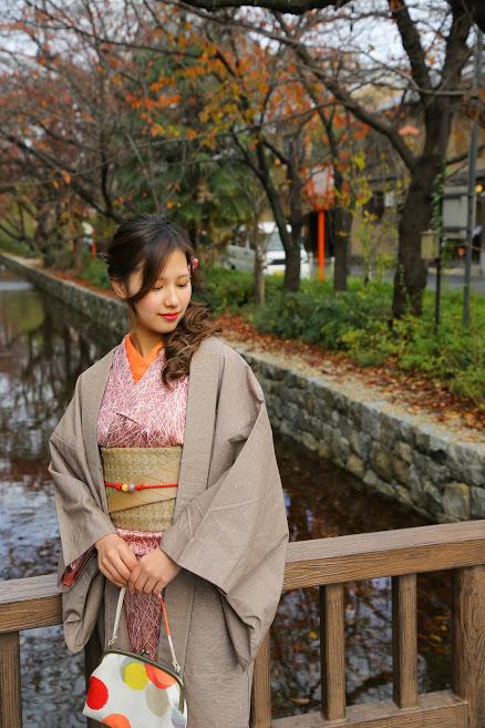 寒い冬も着物をおしゃれに着たい!暖かくするコツとNGポイント
