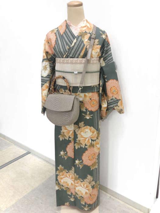 京越のスタンダード着物