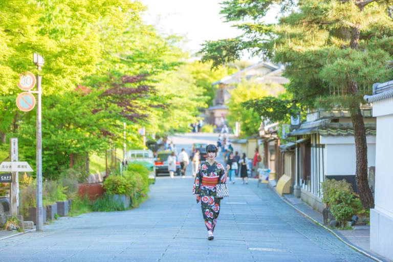 秀吉の妻・ねねにちなんだ京都の人気スポット ねねの道