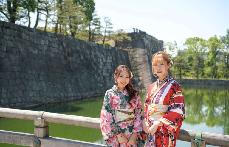 歴史の舞台となった京都の人気観光スポット 元離宮二条城