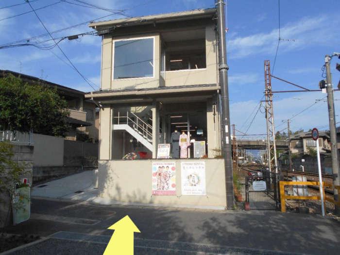京都着物レンタル京越 嵐山店