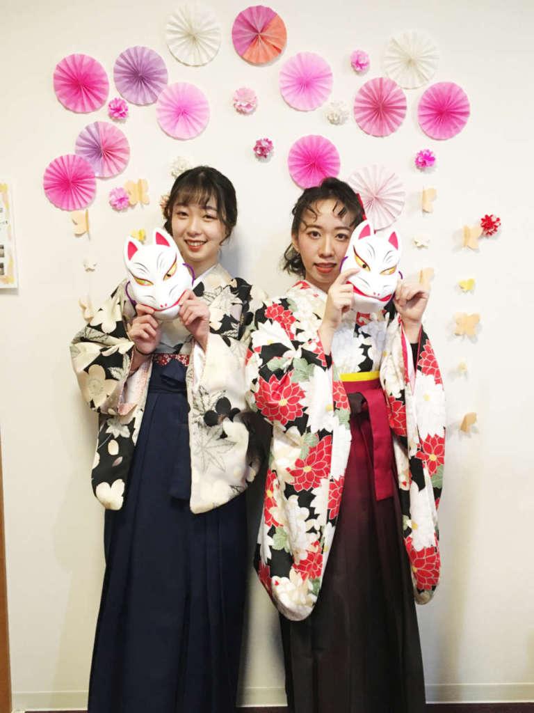 この春、京都で袴コーデを楽しんでみませんか