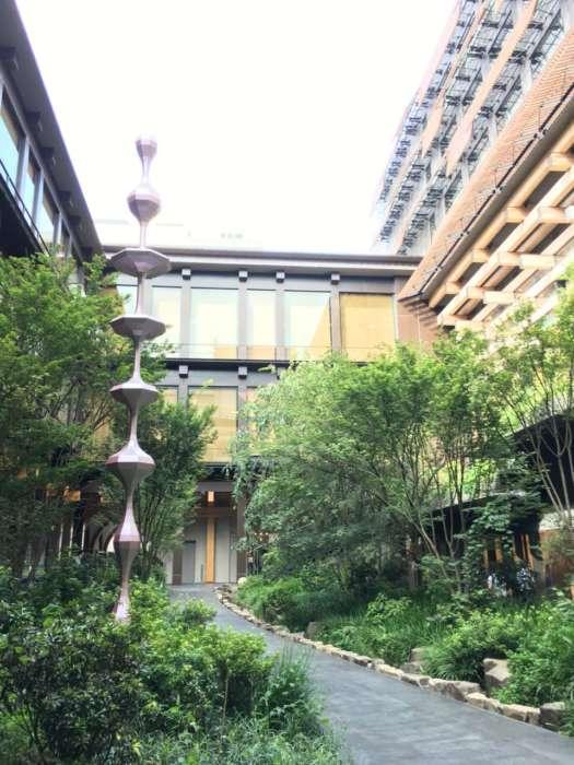 新風館庭園