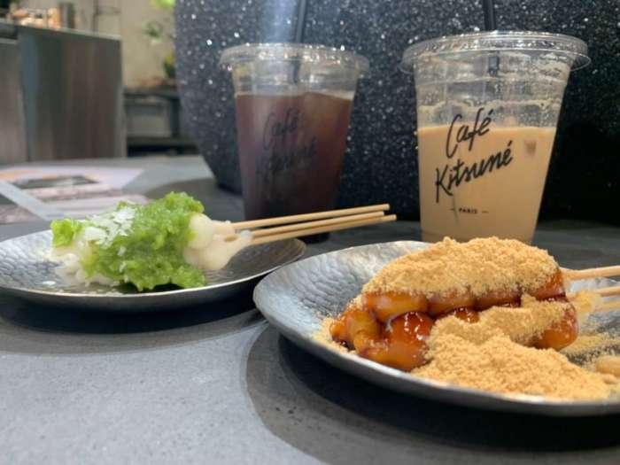 CAFÉ KITSUNÉ KYOTO ShinPuhKan