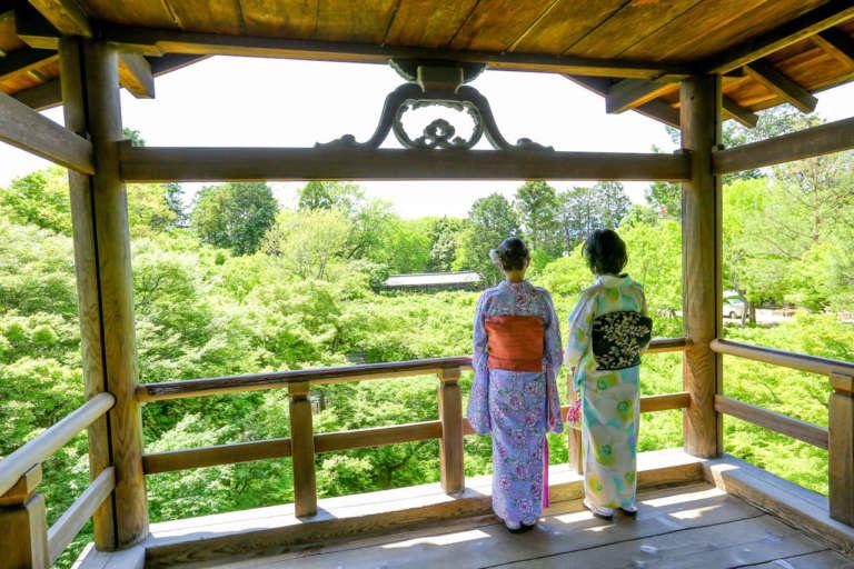 見どころが充実した京都の巨刹 東福寺