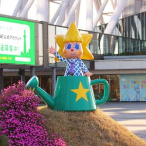 東京スカイツリー公式キャラクター「ソラカラちゃん」