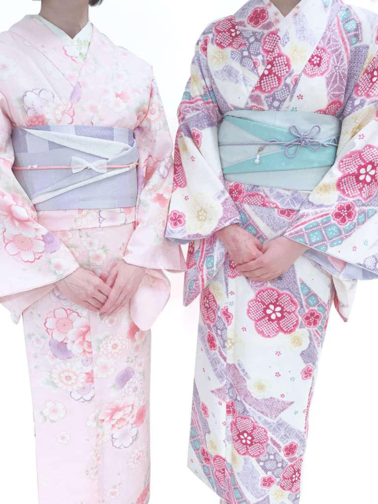 京都での卒業旅行は「ゆめかわいい着物」で♡