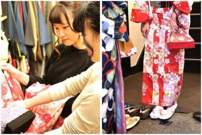 バッグや草履など小物・和雑貨も多彩に取り揃えております。